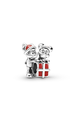 Pandora Disney, Mickey Mouse And Minnie Mouse Present Charm 799194C01 product image