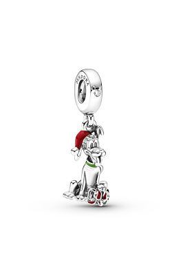 Pandora Disney, Pluto Christmas Gift Dangle Charm 799199C01 product image