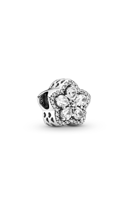Pandora Sparkling Snowflake Pave, Clear CZ Charm 799224C01 product image