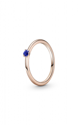 Pandora Colours Stellar Blue Solitaire Ring 189259C04-54 product image