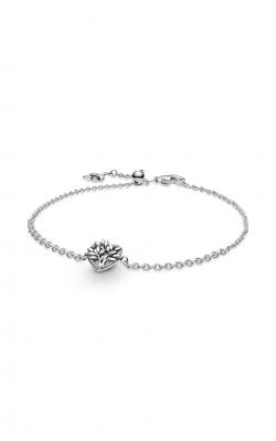 Pandora People Heart Family Tree Chain Bracelet 599292C01-20 product image