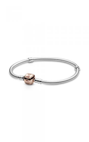 Pandora Rose Clasp With Silver Bracelet 580702 17
