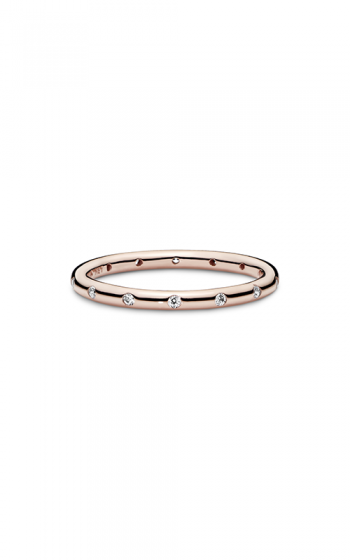 73f2147f5 PANDORA Rose™ & Clear CZ, Droplets Ring 180945CZ-48