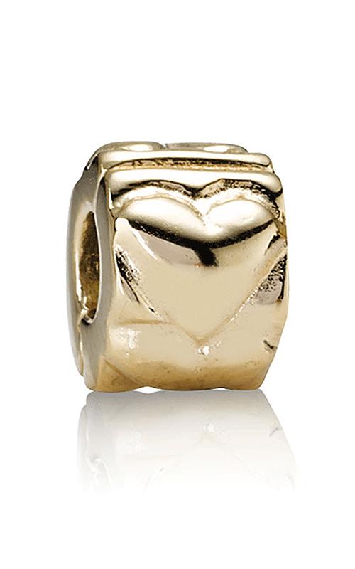PANDORA Heart Clip, 14K Gold 750243 product image