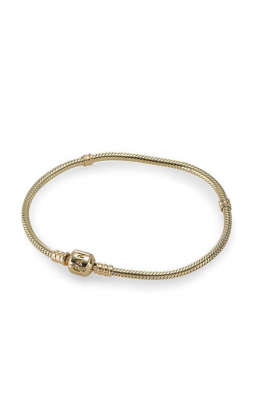PANDORA 14K Gold Charm Bracelet 550702-17 product image