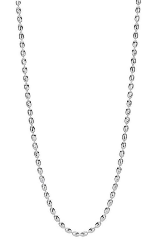 e832a3a2a Browse PANDORA Silver Necklace Ball Chain 590143-60 | RUMANOFF'S ...