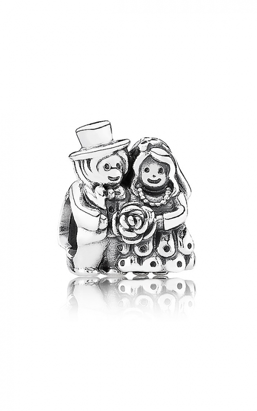 PANDORA Mr. & Mrs. Charm 791116 product image