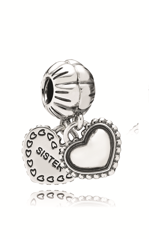 PANDORA My Special Sister Dangle Charm 791383 product image