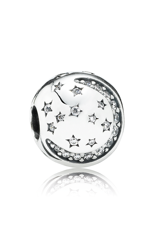 PANDORA Twinkling Night Clear CZ Clip 791386CZ product image