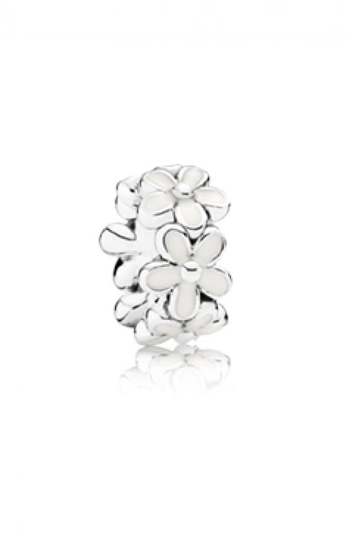 PANDORA Darling Daisies White Enamel Spacer 791495EN12 product image