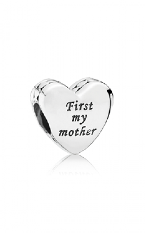 PANDORA Heart Silver Charm 791518 product image