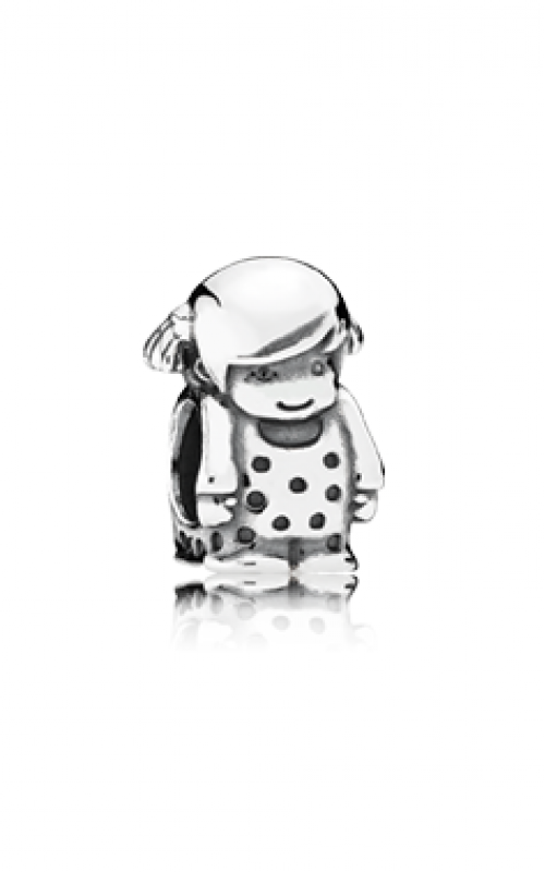 PANDORA Girl Silver Charm 791531 product image