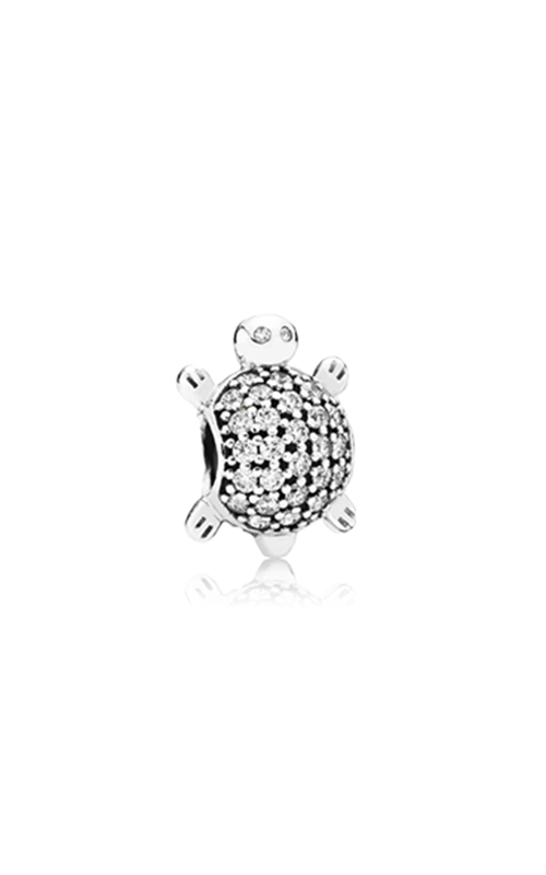 PANDORA Sea Turtle Charm Clear CZ 791538CZ product image