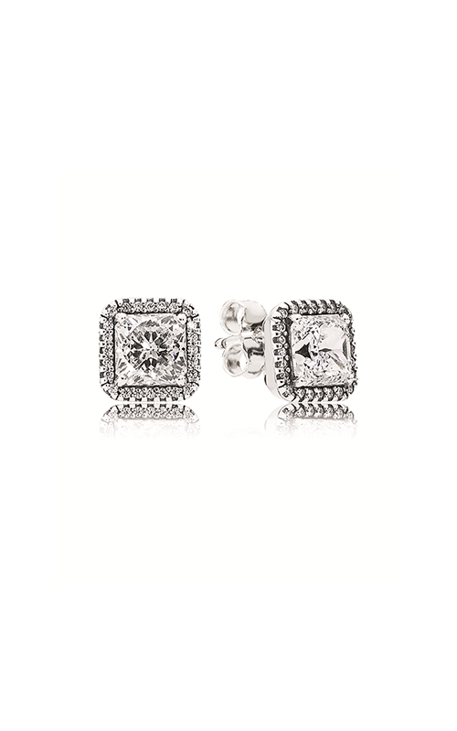Pandora Timeless Elegance Clear CZ Earrings 290591CZ product image