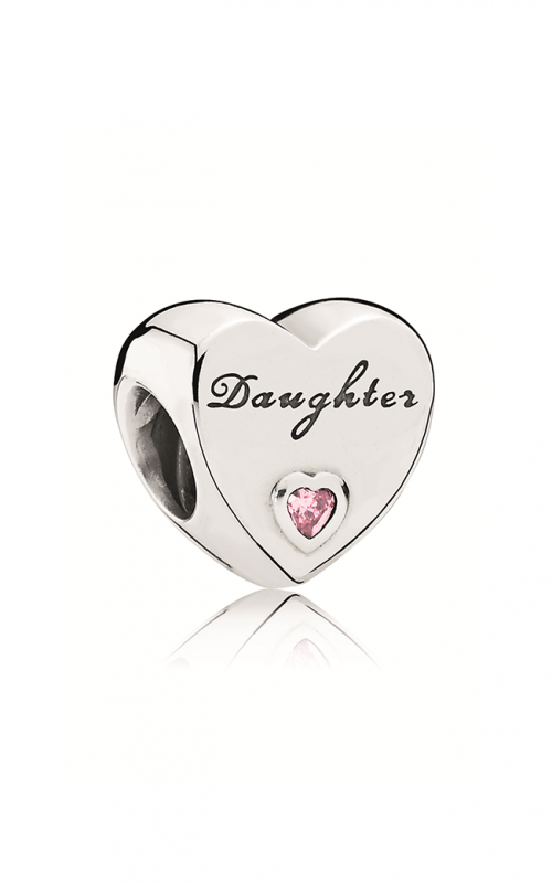 Pandora Daughter's Love Clear CZ Charm 791726PCZ product image