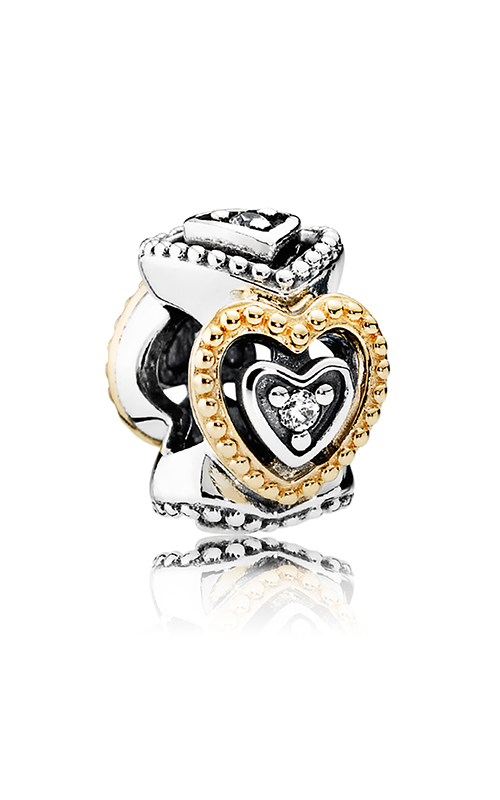 PANDORA Celebration of Love Spacer Clear CZ 791975CZ product image