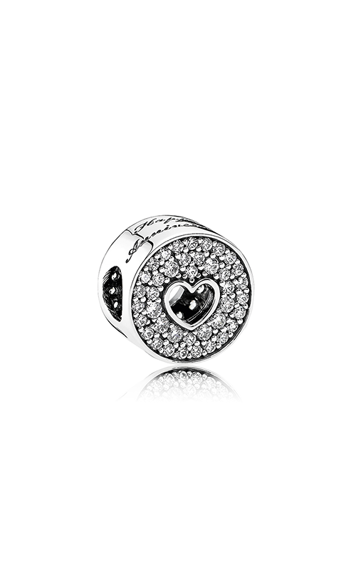 PANDORA Anniversary Celebration Clear CZ Charm 791977CZ product image