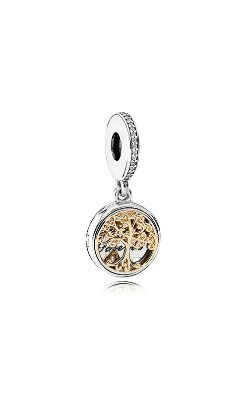 Pandora Family Roots Dangle Charm Clear CZ 791988CZ  product image