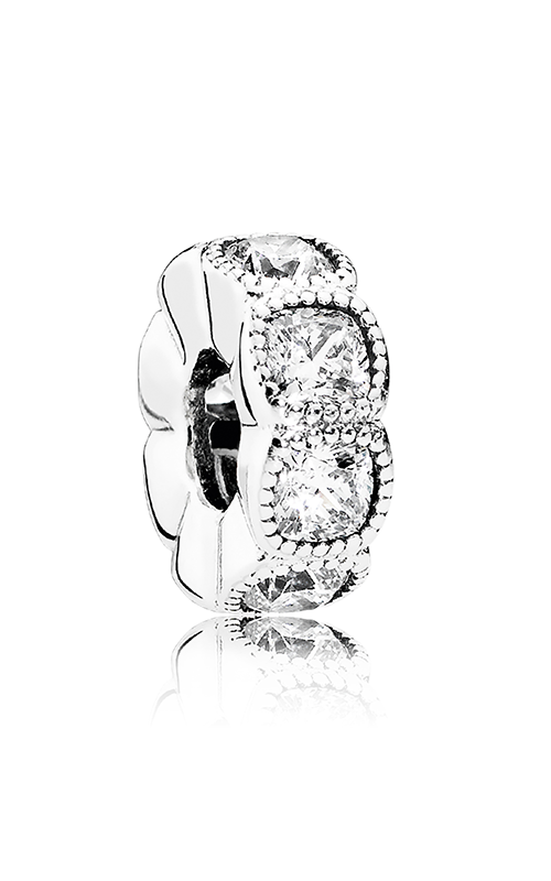 PANDORA Alluring Cushion Clear CZ Spacer 792027CZ product image