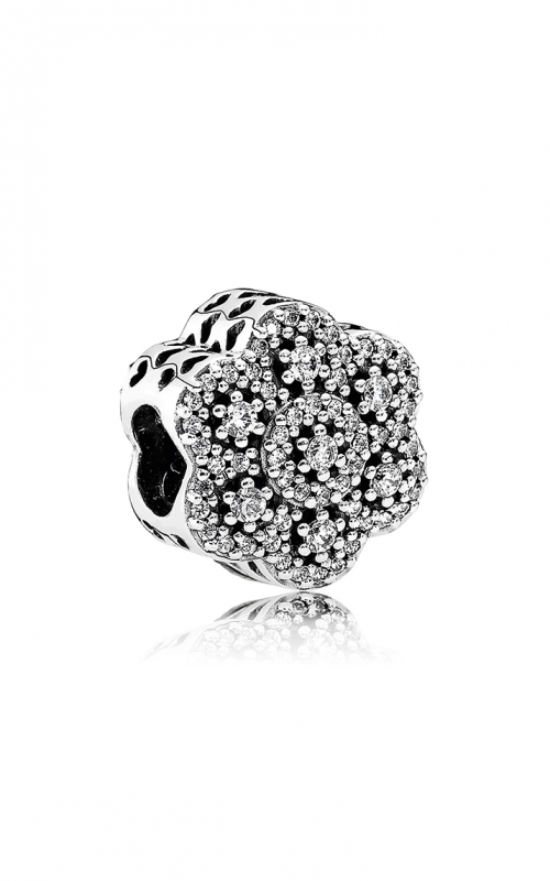 Pandora Crystalized Floral Charm Clear CZ 791998CZ product image