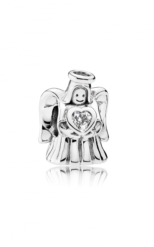 PANDORA Angel of Love Charm Clear CZ 792010CZ product image