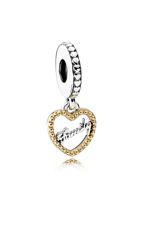 PANDORA Family Script Charm 792011 product image