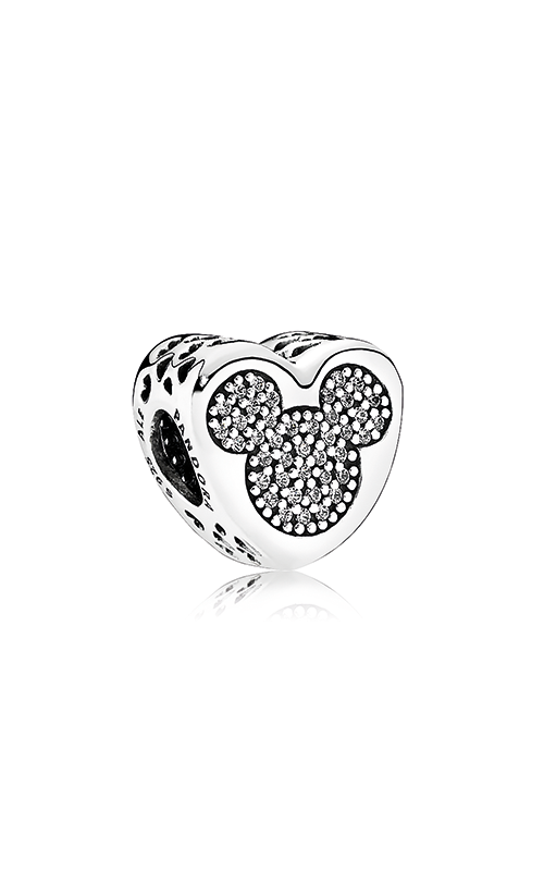 3b407a048 PANDORA Disney Mickey & Minnie True Love Charm 792050CZ product image
