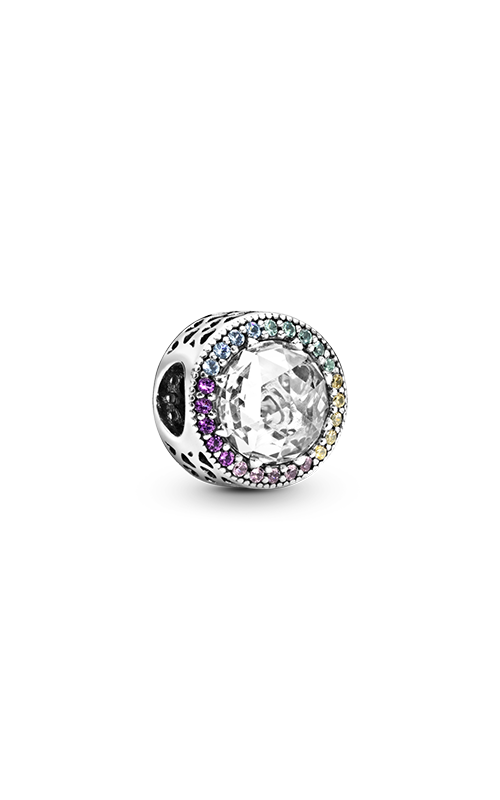 PANDORA Radiant Hearts Charm Clear CZ 791725CZ product image