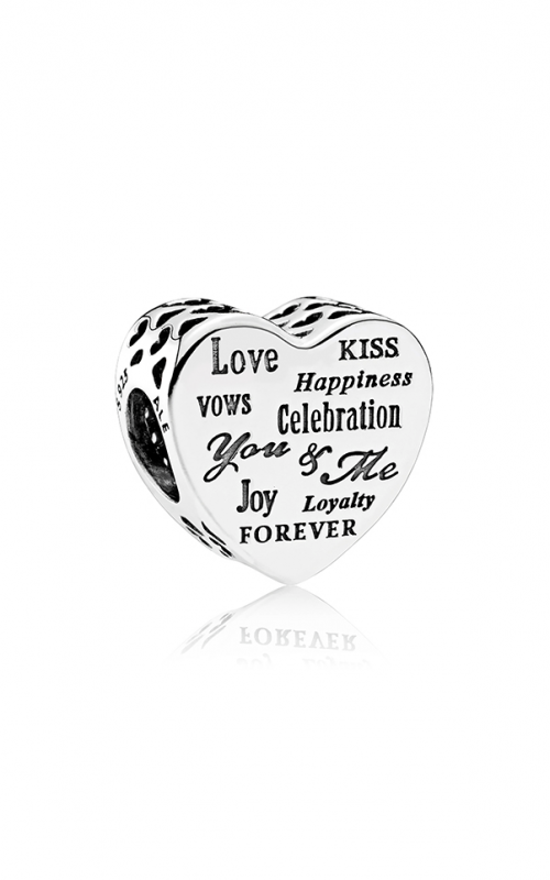 PANDORA Celebration Heart 792060 product image