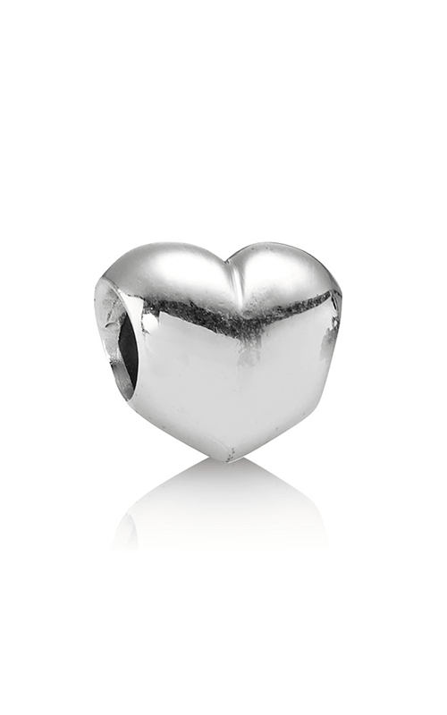 PANDORA Big Smooth Heart Charm 790137 product image