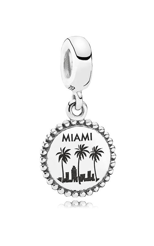 PANDORA Miami Dangle Charm USB791169-G056 product image