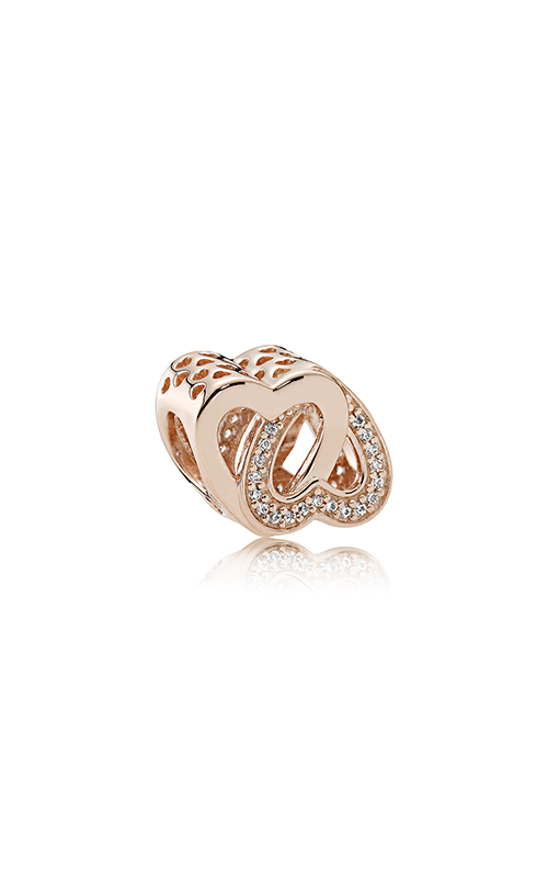 Pandora Rose™ & Clear CZ Entwined Love Charm 781880CZ product image