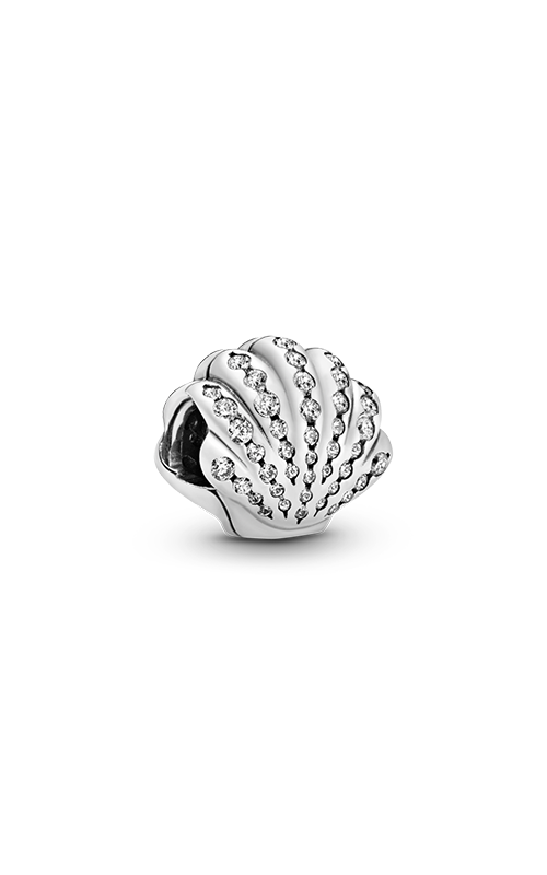 Pandora Disney Ariel's Shell Charm Clear CZ 791574CZ product image