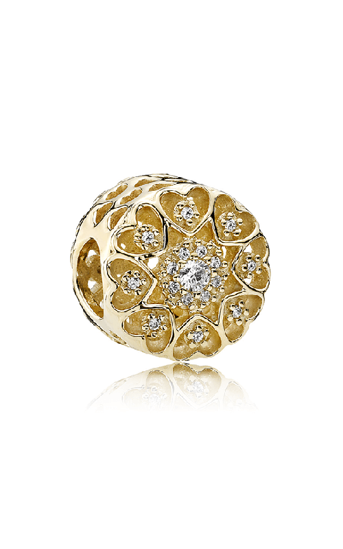 PANDORA Inner Radiance Clear CZ Charm 750838CZ product image
