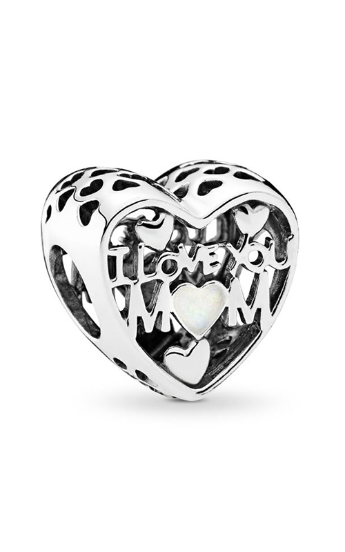 Pandora Love for Mother Charm Silver Enamel 792067EN23 product image