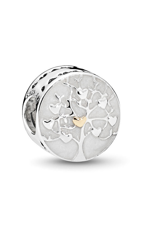 Pandora Tree of Hearts Charm Silver Enamel 792106EN23 product image