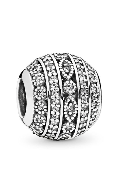 Pandora Glittering Shapes Charm Clear CZ 796243CZ product image