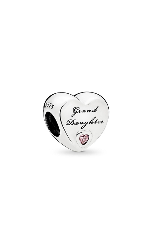 PANDORA Granddaughter's Love Charm Pink CZ 796261PCZ product image