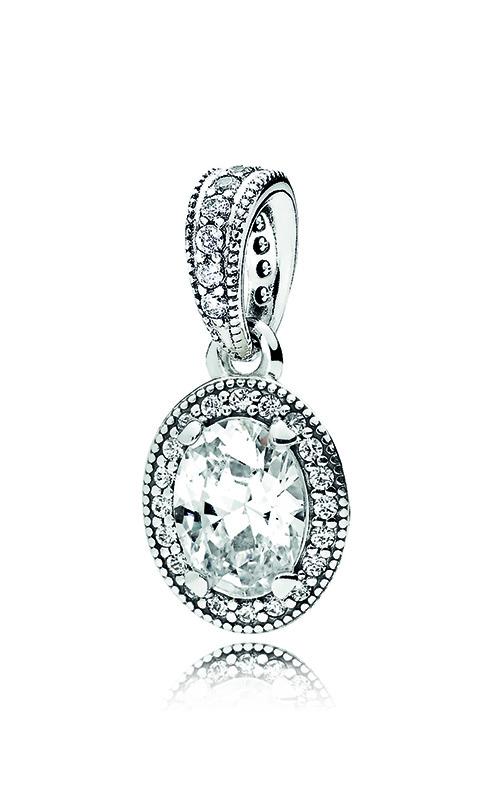 Pandora Vintage Elegance Pendant Clear CZ 396246CZ product image