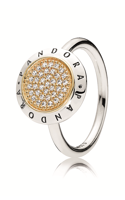 PANDORA Signature Ring Clear CZ 196231CZ-48 product image