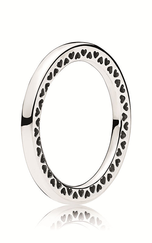 PANDORA Classic Hearts Ring 196237-56 product image