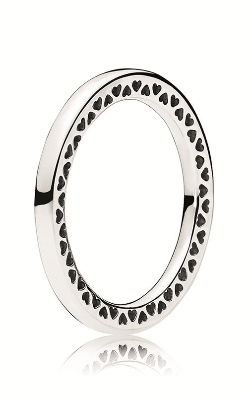 PANDORA Classic Hearts Ring 196237-58 product image