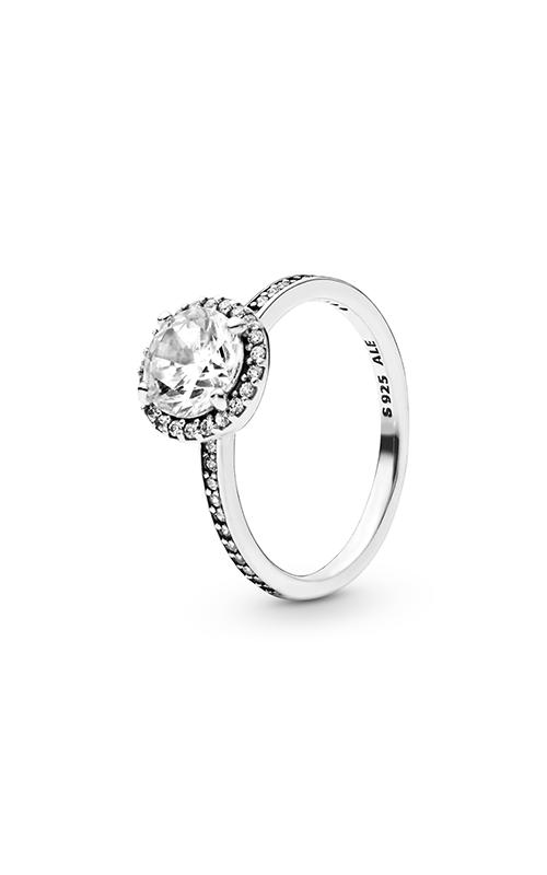 Pandora Classic Elegance Ring Clear CZ 196250CZ-52 product image