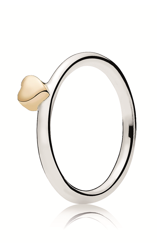 PANDORA Puzzle Heart Ring 196548-52 product image