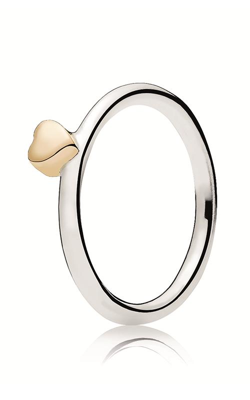 PANDORA Puzzle Heart Ring 196548-56 product image