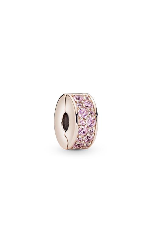 Pandora Rose™ Shining Elegance Clip Pink CZ 781817PCZ product image