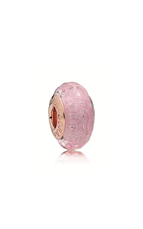 Pandora Rose™ Pink Shimmering Murano Glass Charm 781650 product image
