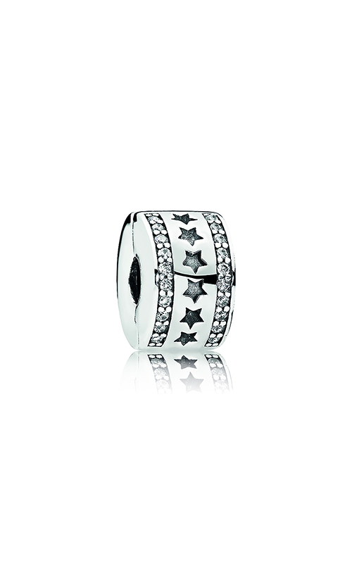 PANDORA Starry Formation Clip, Clear CZ 796381CZ product image