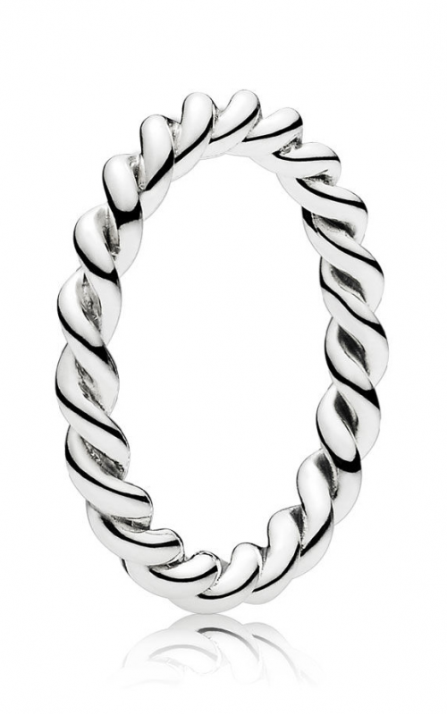 Pandora Intertwined Twist Stackable Ring 190602-52 product image