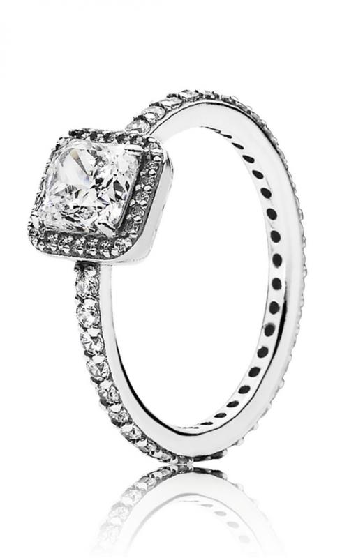 Pandora Timeless Elegance Ring Clear CZ 190947CZ-48 product image